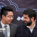 گزارش تصویری تابا از امضاء تفاهم نامه آزادراه اهواز-شهرکرد با هیات چینی