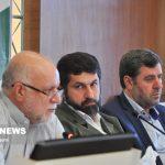 قرارداد ۶ طرح نگهداشت و افزایش توان تولید نفت امضا شد
