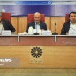 هشتمین جلسه شورای شهر اهواز با حاشیه حضور بازنشستگان اتوبوسرانی