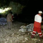 امدادرسانی به افراد گرفتار در آبگرفتگی در شوشتر و دزفول