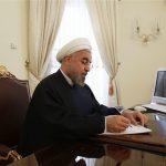 روحانی با استعفای ظریف مخالفت کرد