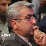 وزیر نیرو راهی استان خوزستان شد