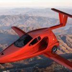 خودروی اسپورت پرنده سال آینده میلادی در بازار
