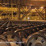 امسال بیش از ۲۰ درصد محصولات فولاد اکسین صادر خواهد شد