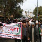 مسیر راهپیمایی ۲۲ بهمن در شهرهای استان خوزستان اعلام شد