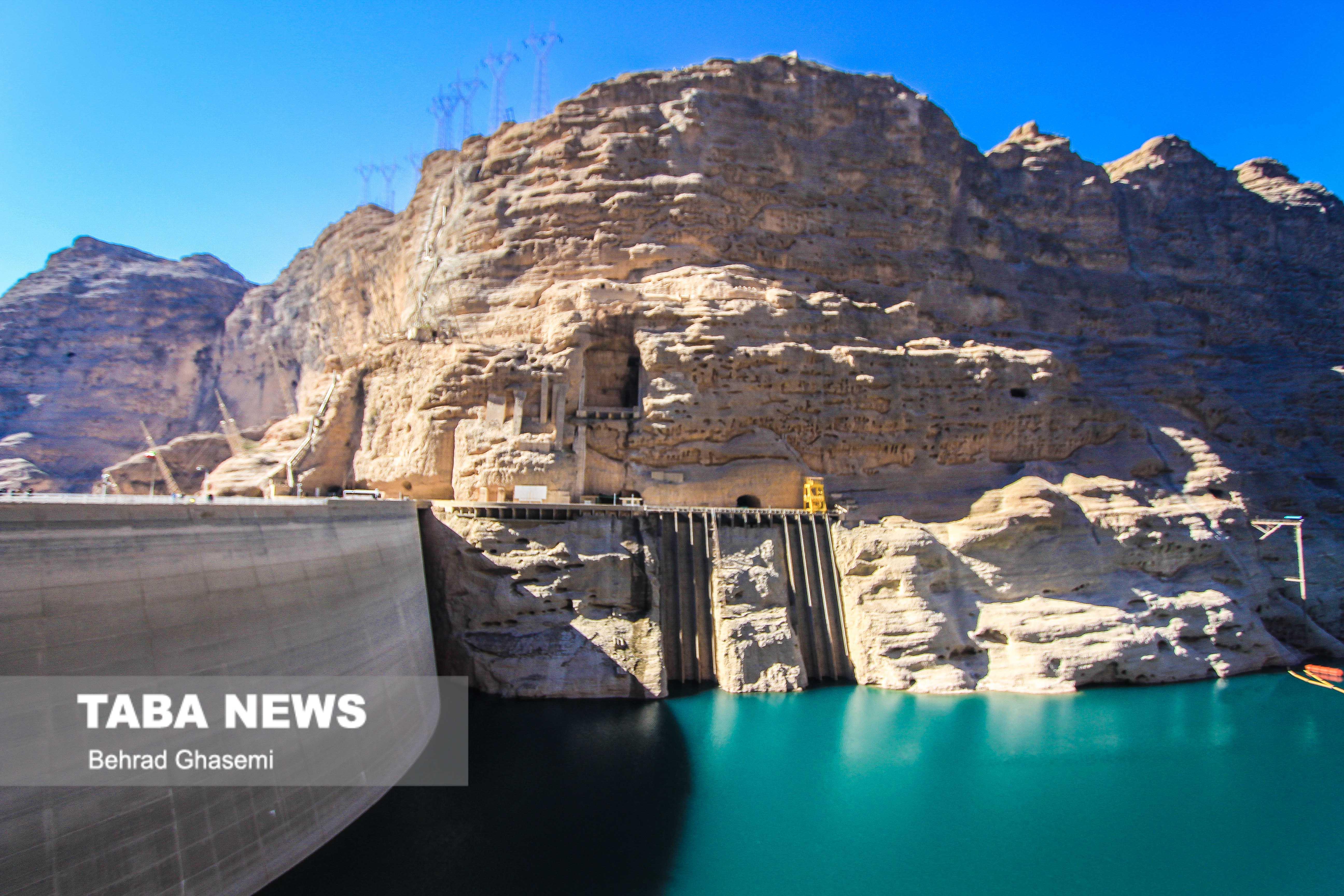 افزایش۴۲۰ میلیون متر مکعب حجم ذخایر مخازن سدهای خوزستان