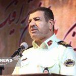 نیروی انتظامی جرائم و حوادث را تجزیه و تحلیل و پیگیری می کند