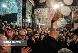 گزارش تصویری تابا از مراسم عزاداری شب تاسوعا در شهرستان بهبهان
