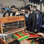 گزارش تصویری تابا؛ از آیین افتتاحیه نمایشگاه هفته دولت در خوزستان