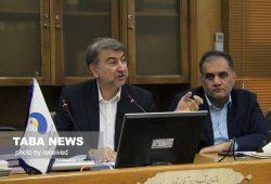 گزارش تصویری تابا از نشست خبری مدیرعامل سازمان آب و برق خوزستان
