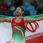 سعید عبدولی مدال برنز را کسب کرد