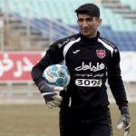 بیرانوند از ایران رفت