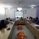 دومین جلسه شورای نظارت بر مدارس و مراکز غیردولتی شهرستان شادگان برگزار شد