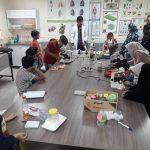 برگزاری کلاس های تابستانه در پژوهش سرای شهید احمدی روشن شوشتر
