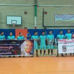 تیم فوتسال اهورا بهبهان بازی را به مهمان واگذار کرد