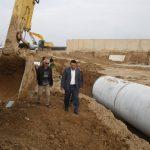 ۳ هزار فقره انشعاب فاضلاب در شرق شوش به بهره برداری می رسد