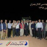 مهندسین سیلاب بهبهان؛ ناجیان سیل خوزستان