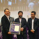 روابط عمومی شهرداری اهواز برترین رتبه را در جشنواره سلام کسب کرد