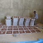 افتتاح کارگاههای تولید سنگهای مصنوعی در شهرداری تشان