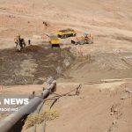 شروع عملیات اجرایی احداث سلول دفن بهداشتی پسماندها در سایت صفیره اهواز