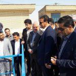عملیات اجرایی ۳ پروژه در شهرک های صنعتی دزفول آغاز و ۲ پروژه افتتاح شد