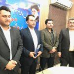 مراسم تودیع و معارفه سرپرست سازمان پایانه های شهرداری اهواز برگزار شد