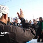 گزارش تصویری تابا از بازدید شهردار اهواز از مرز چذابه