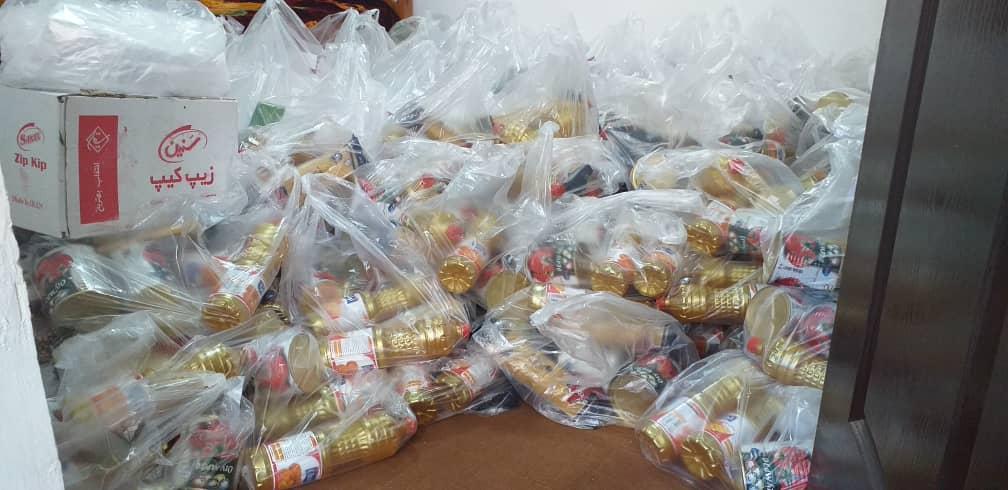 آغاز گام دوم طرح کمک مؤمنانه با توزیع ۲۰ هزار بسته در سراسر خوزستان