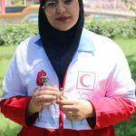 جوان خوزستانی در طرح نیکنمای هلال برگزیده شد