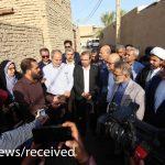 گزارش تصویری تابا از بازدید میدانی پروژه های شهرداری اهواز
