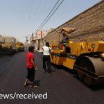 اجرای ۵۱ هزار متر مربع آسفالت در ۹ روز در معابر منطقه سه