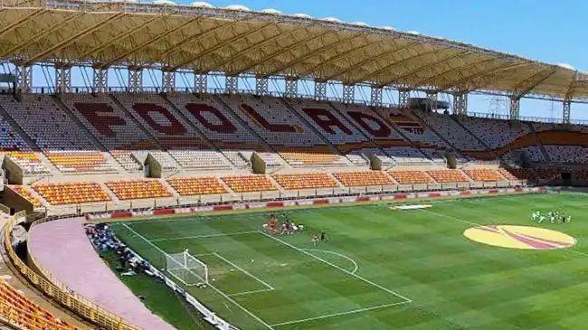 ورزشگاه آره نا مهمترین پروژه عمرانی شرکت فولاد خوزستان است