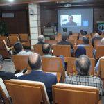 اولین دوره آموزشی ویدئو کنفرانس در خوزستان برگزار شد