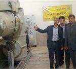 بازدید شریعتی از تجهیزات برق مشهد با هدف تسریع در استاندارد سازی شبکه برق استان