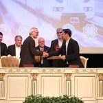 قرارداد ۳۰ ناوگان قطار شهری اهواز منعقد شد