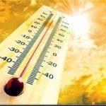 دمای خوزستان افزایش می یابد