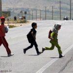 ایمنی جابجایی تردد دانش آموزان روستایی مورد توجه قرار گیرد