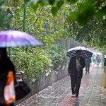 اطلاعیه مدیریت بحران در خصوص ورود سامانه های بارشی جدید