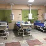 بیمارستان ۱۷ شهریور آبادان از بیماران کرونایی تخلیه شد