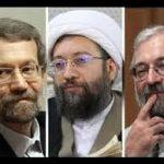توصیه احمدی نژاد به روحانی درباره لاریجانیها!