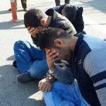 باند سارقان مسلح مسیر اهواز – ماهشهر دستگیر شدند