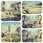 برگزاری اردوی جهادی دانشجویان دانشگاه شهید چمران از ۷ شهریور