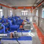 پروژه ایستگاه پمپاژ ناحیه R3 هندیجان در حال راهاندازی است