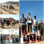 پایان رقابت های قهرمانی دوی کوهستان خوزستان در شوشتر