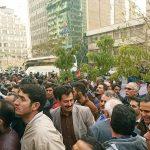 فریاد مرغداران ورشکسته در مقابل وزارت جهاد کشاورزی