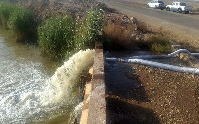 وجود ۲۵ هزار انشعاب غیر مجاز آب در روستاهای خوزستان