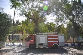 صنایع به تجهیز سازمان آتش نشانی کمک کنند