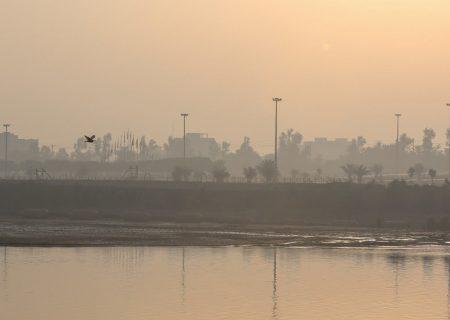 هوای ۱۰ شهر خوزستان امروز ناسالم است