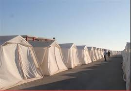 ۹۱ اردوگاه اسکان اضطراری در مناطق سیل زده برپا شده است