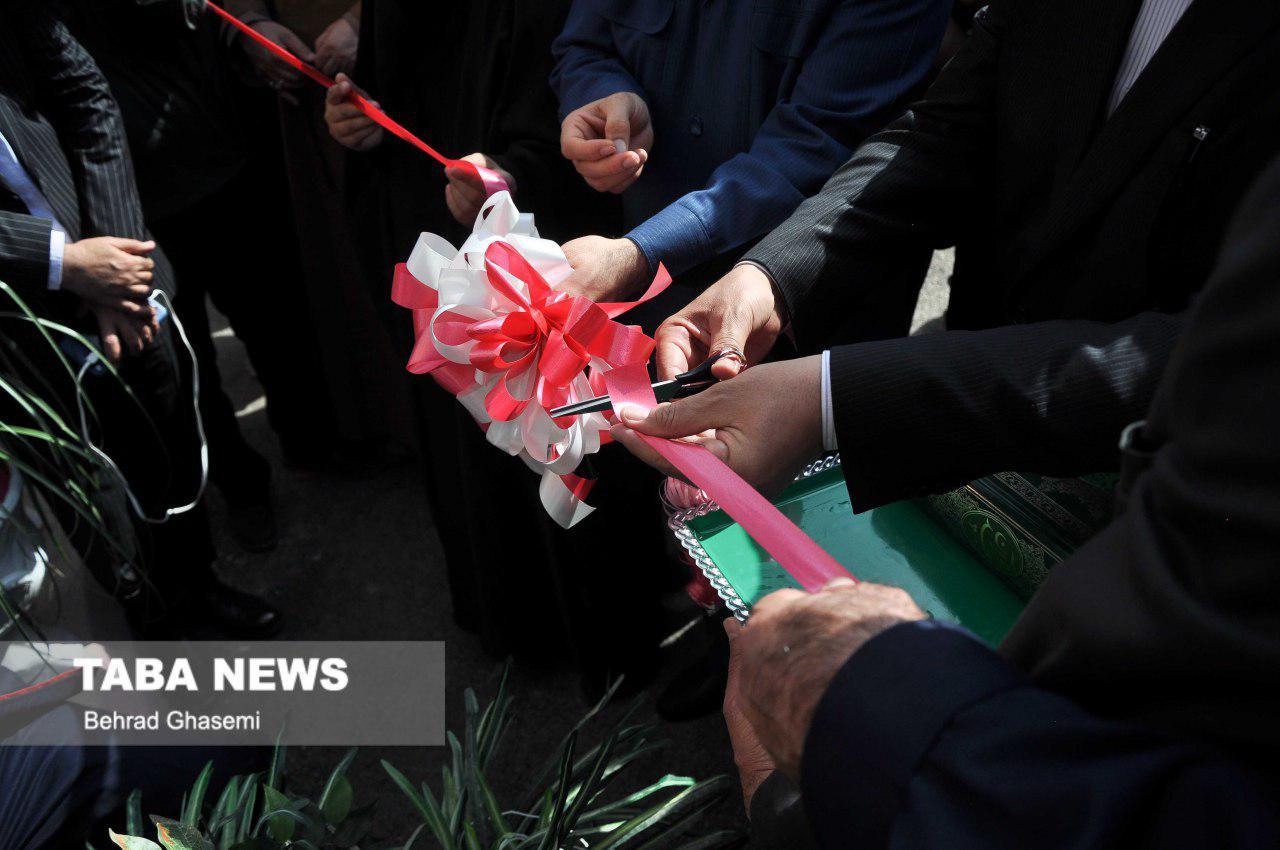 دو مدرسه مقامسیه و معمره خرمشهر افتتاح شد
